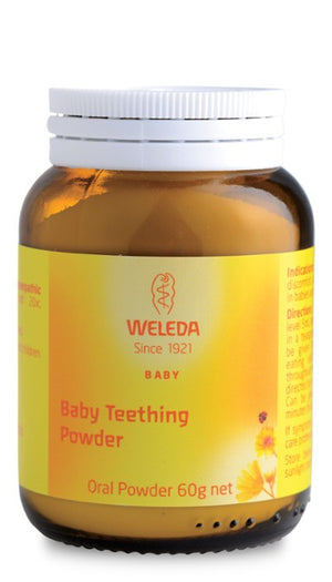 Baby Teething Powder - Barefoot Creations