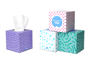 Forest Friendly Tissues - Barefoot Creations