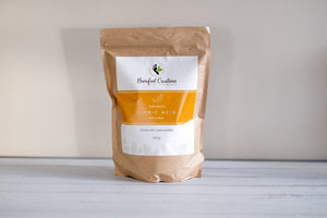 Citric Acid - 850g - Barefoot Creations