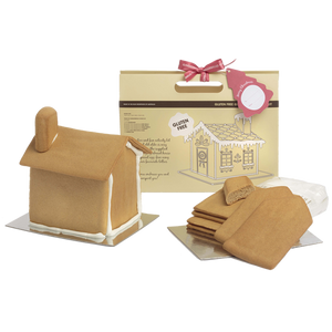 Gluten Free Gingerbread House Kit - Barefoot Creations