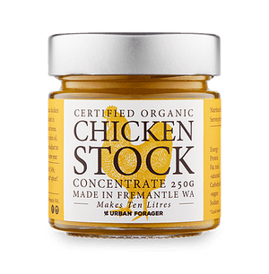 Certified Organic Chicken Stock concentrate