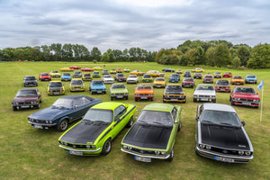 50 Years of Opel Manta celebrated with big gathering