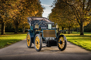 120 year old Fiat to headline London to Brighton Run