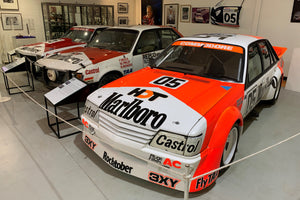 A Visit to the Australian National Motor Racing Museum