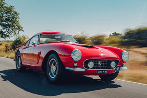 GTO Engineering launches stunning 250 SWB Revival