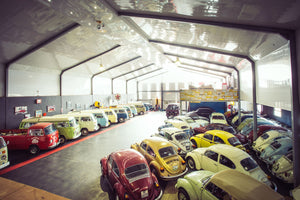 Gerhard Ryksen's stunning Volkswagen collection