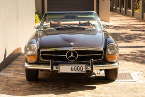 "Owner's tips & advice: Mercedes-Benz 280 SL ""Pagoda"""