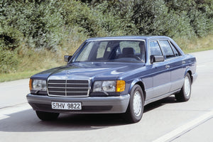 Mercedes-Benz's W126 turns 40