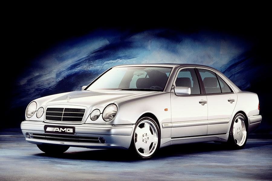 "25 Years of the ""unloved"" E-Class... but we want an E 50 AMG!"