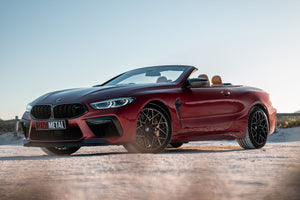 FUTURE CLASSIC: BMW M8 Competition Convertible