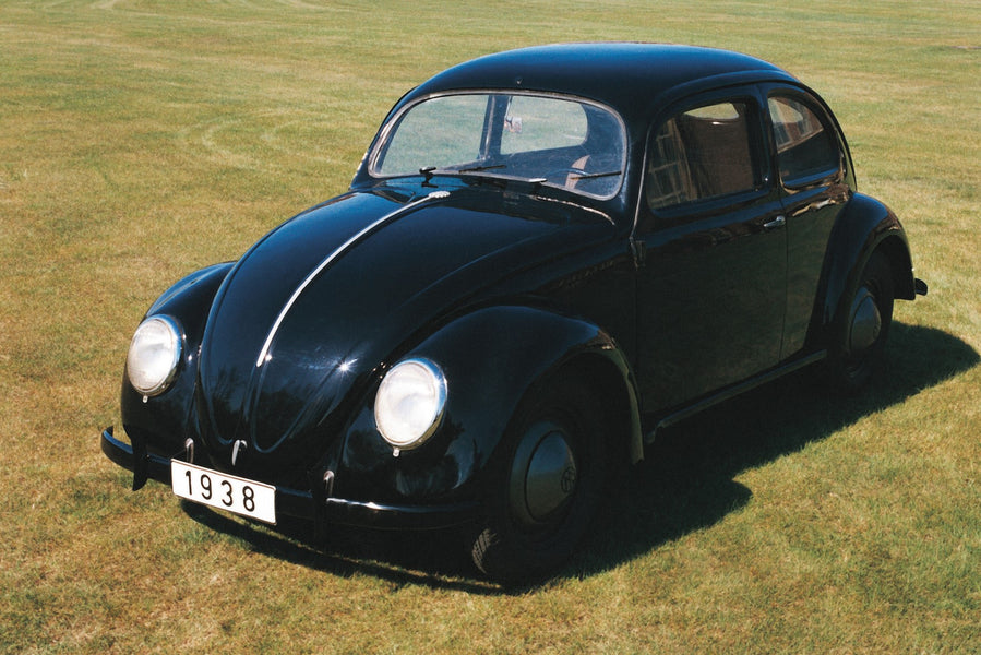75 years since production of the iconic VW Beetle started