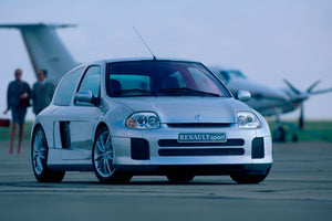 Renault's hot Clio V6 turns 20