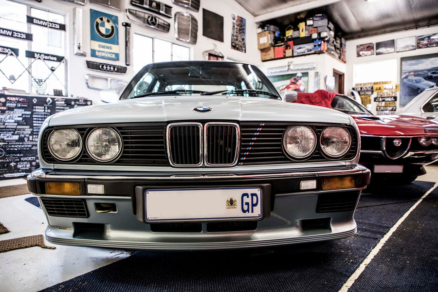 Jaw-dropping Joburg car collection features BMW icons