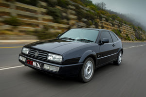 Driving the Ads: Volkswagen Corrado VR6