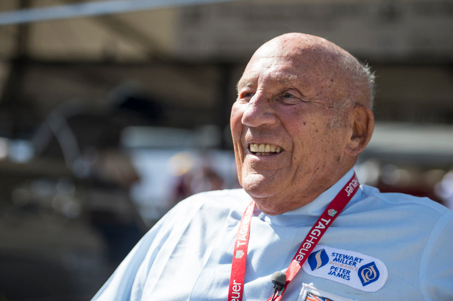 Happy Birthday Sir Stirling Moss!