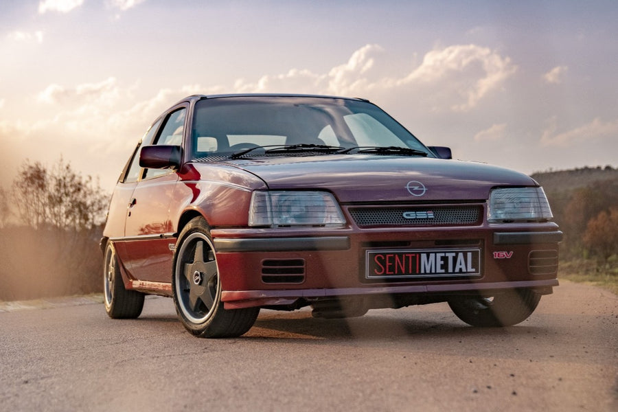 SentiMETAL Project One: Why we restored an Opel Superboss