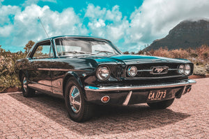 Our own cars: Life with a 1966 Ford Mustang 289GT