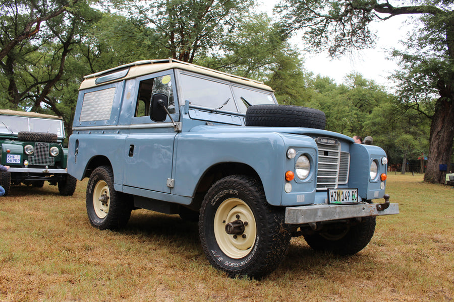 Classic Land Rover Series meet coming late April