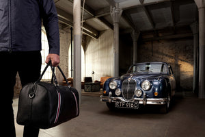 Jaguar launches lifestyle range inspired by classic Mark 2 Sedan