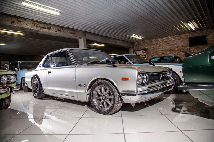 Freek de Kock's incredible Nissan and Datsun collection