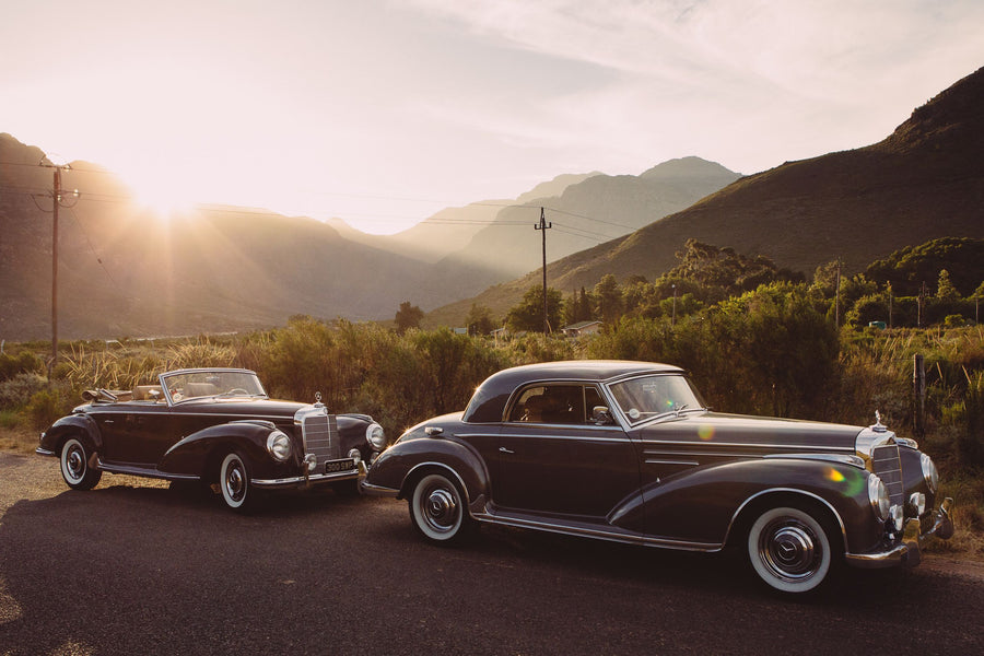 Mercedes-Benz 300S & 300Sc: The Art of Exclusivity