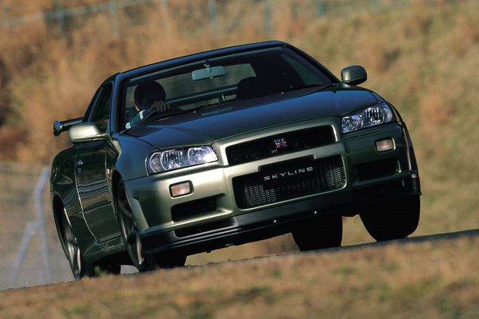 Top 10 greatest Japanese sports cars of all time