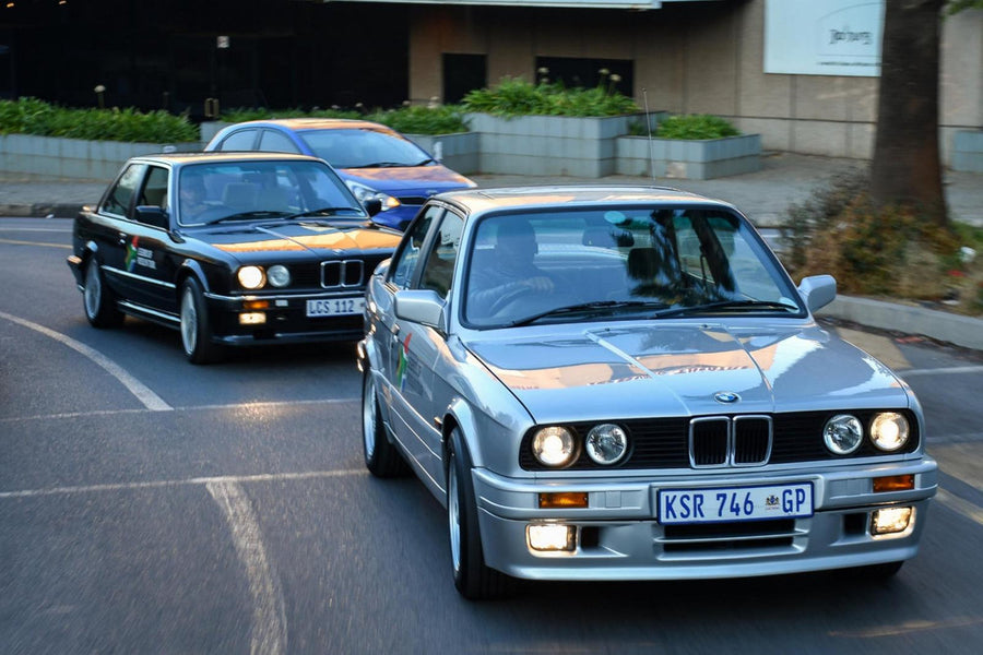 Flashback: Driving the local BMW E30 legends (325iS and 333i)
