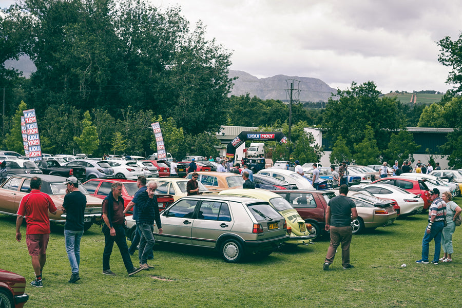 Record number of cars at latest SentiMETAL Gathering