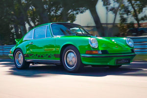 Classic Drive: Porsche 911 Carrera RS recreation (video)