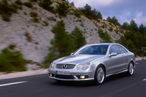 Forgotten Heroes Part 8: Mercedes-Benz CLK 55 AMG