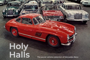 "A peek inside Mercedes-Benz's ""Holy Halls"""