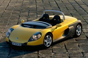 25 Years of the Renault Sport Spider