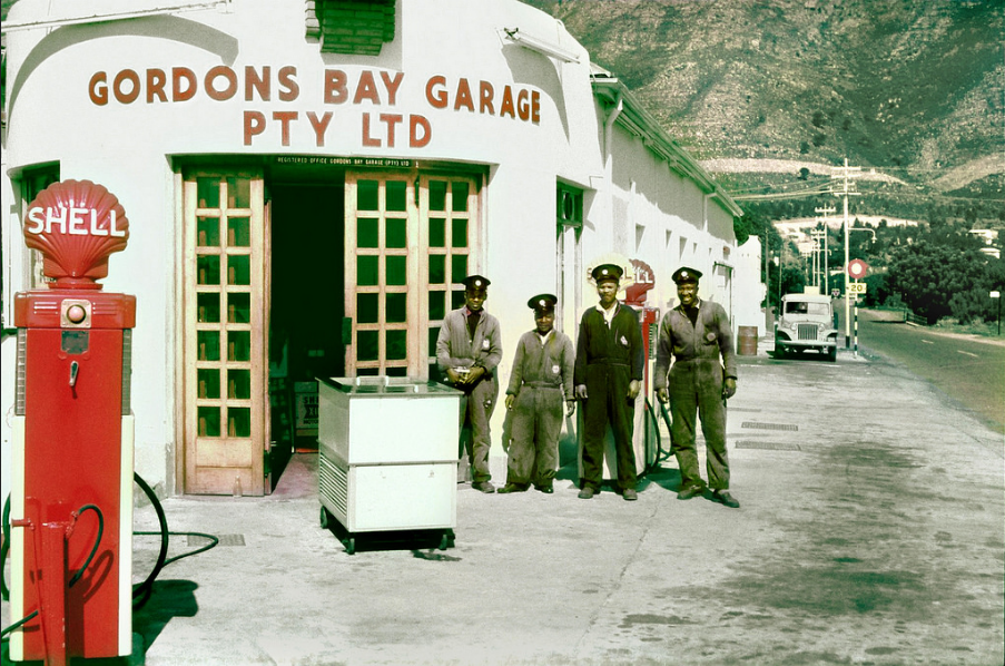 Gordon's Bay Garage
