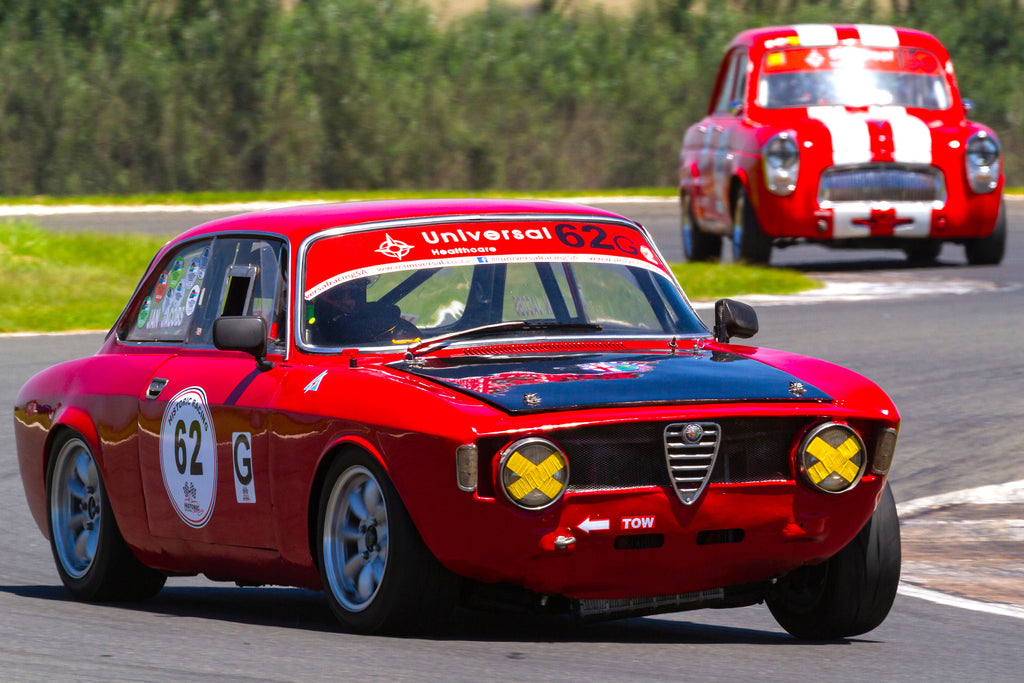 classic racing south africa alfa romeo