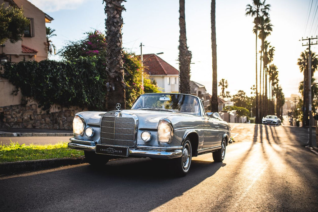 Mercedes-Benz 300SE Convertible
