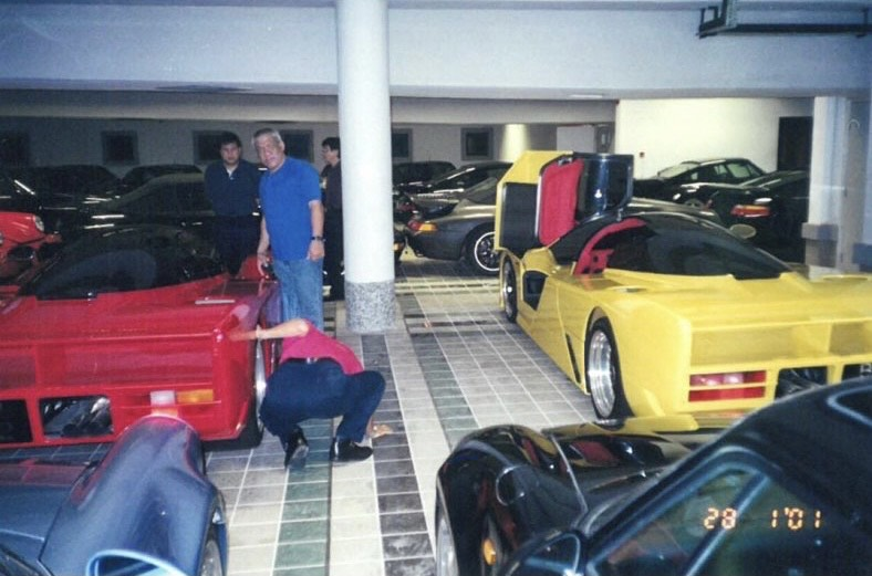 Sultan of Brunei collection