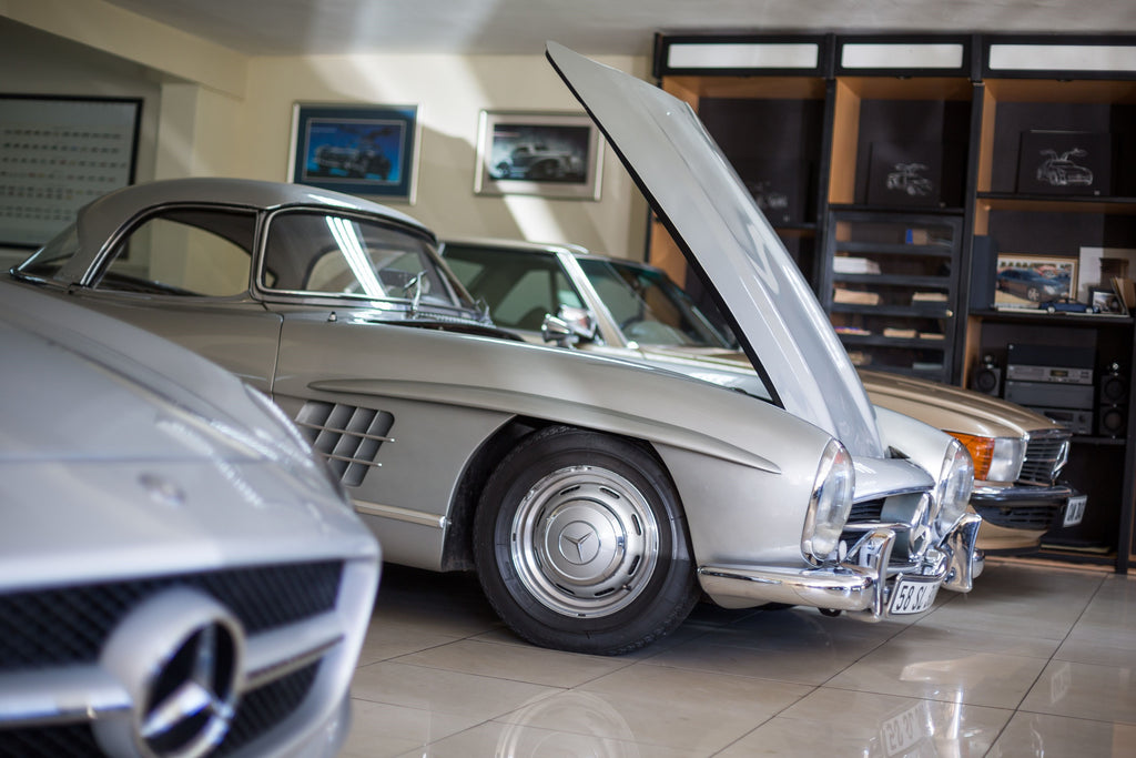 Mercedes collection