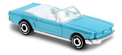 Hot Wheels 1965 Ford Mustang Convertible