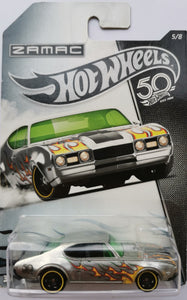 Hot Wheels Zamac '68 Olds 442