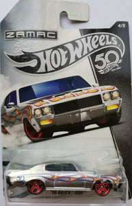 Hot Wheels Zamac '70 Buick GSX