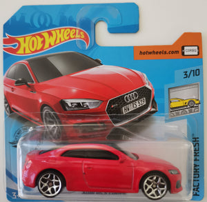 Hot Wheels Audi RS5 Coupe