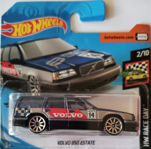 Hot Wheels Volvo 850 Estate (Blue)
