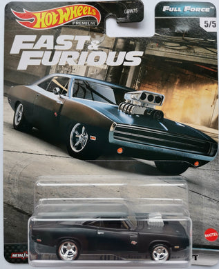 Hot Wheels Fast & Furious Full Force '70 Dodge Charger R/T