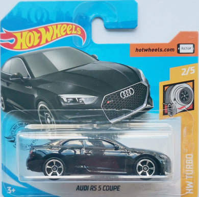 Hot Wheels Audi RS5 Coupe (Black)