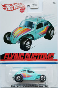 Hot Wheels Flying Customs Custom Volkswagen Beetle