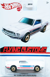 Hot Wheels Flying Customs '67 Custom Mustang