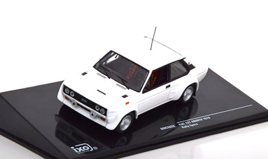 Fiat Abarth 131 Rally (IXO Rally 1:43)