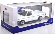 Volkswagen Caddy (Solido 1:18 scale)