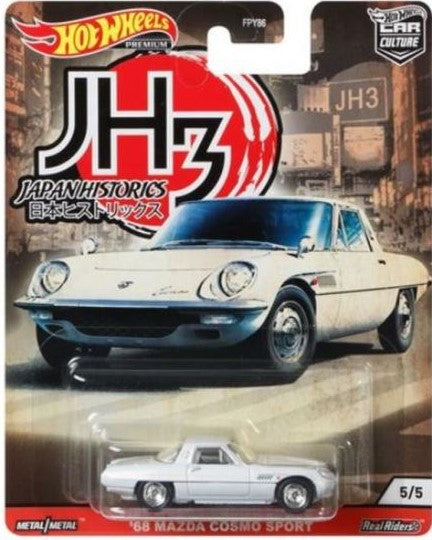 Hot Wheels Japan Historics 3 Mazda Cosmo Sport
