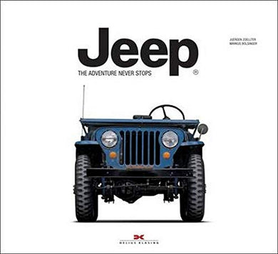 JEEP: The Adventure Never Stops